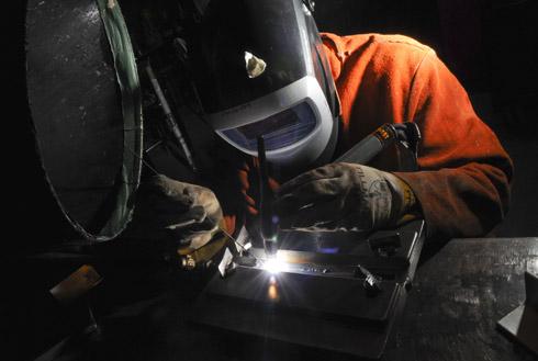 Nickel based welding wire